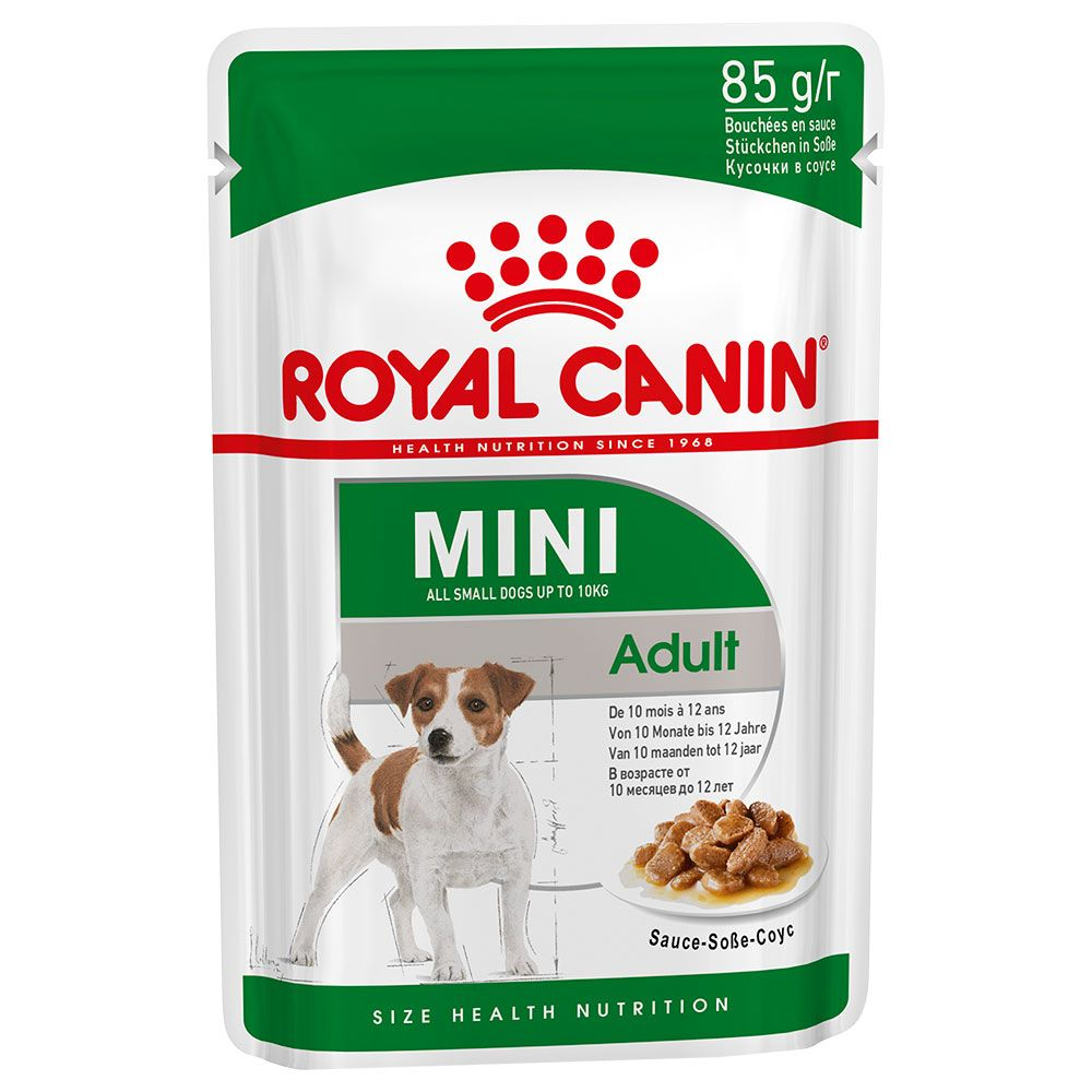 85g Royal Canin Adult Mini Wet Dog Food