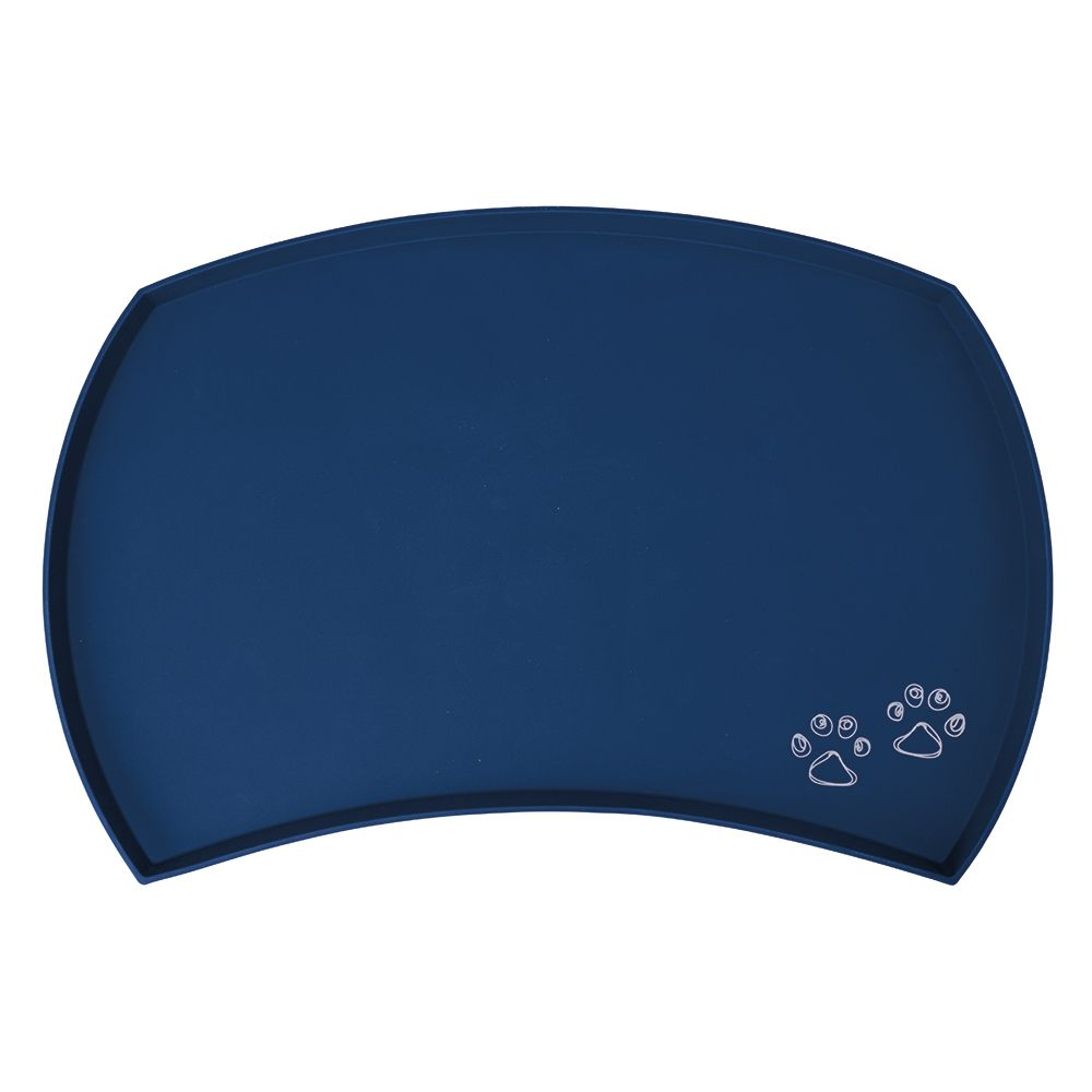 Trixie Napfunterlage Silikon - L 48 × B 27 cm