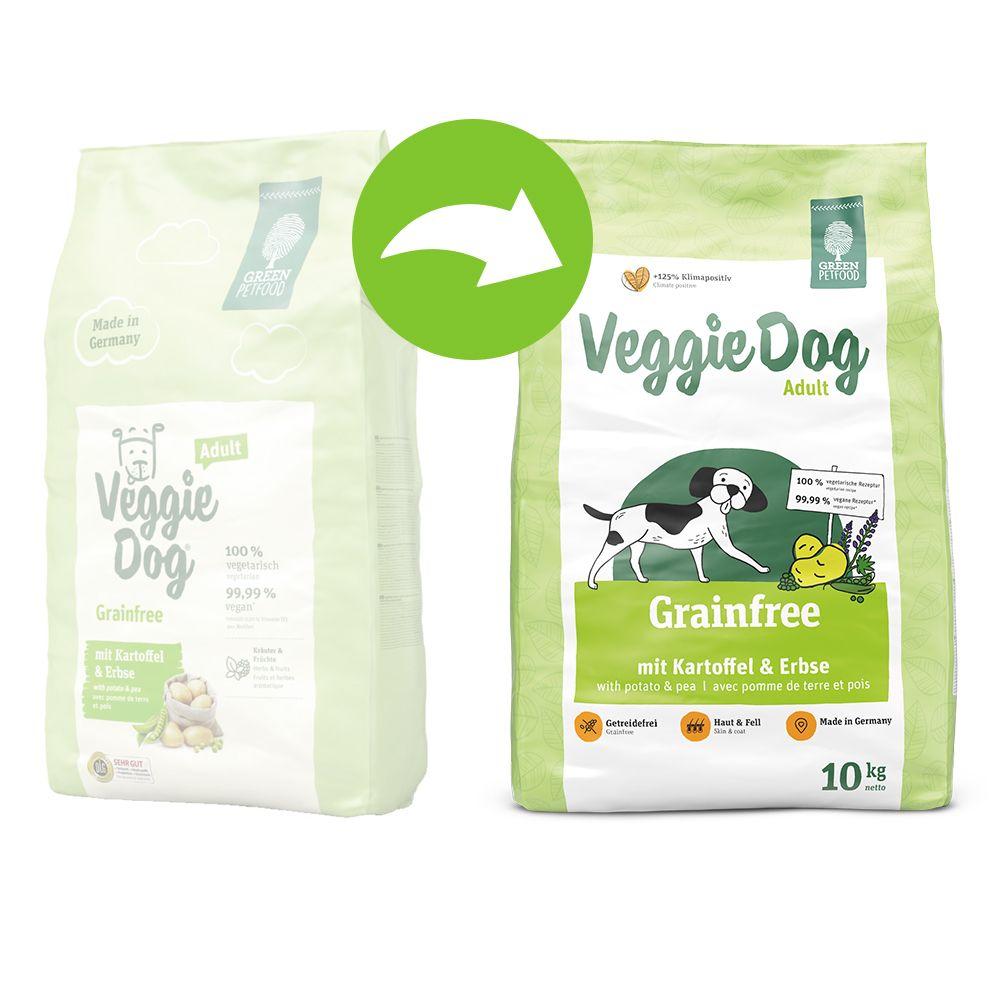 Green Petfood VeggieDog Grainfree - 10 kg