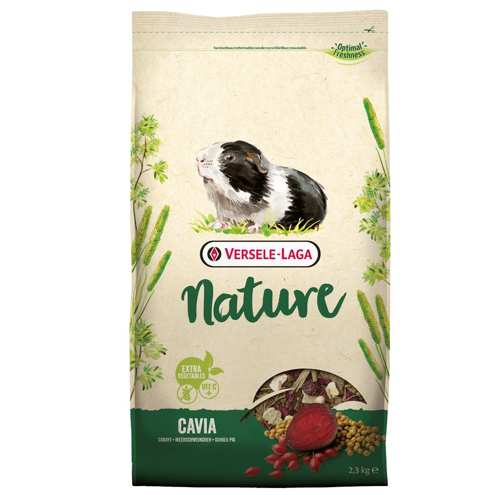 Versele-Laga Nature Cavia - 2,3 kg
