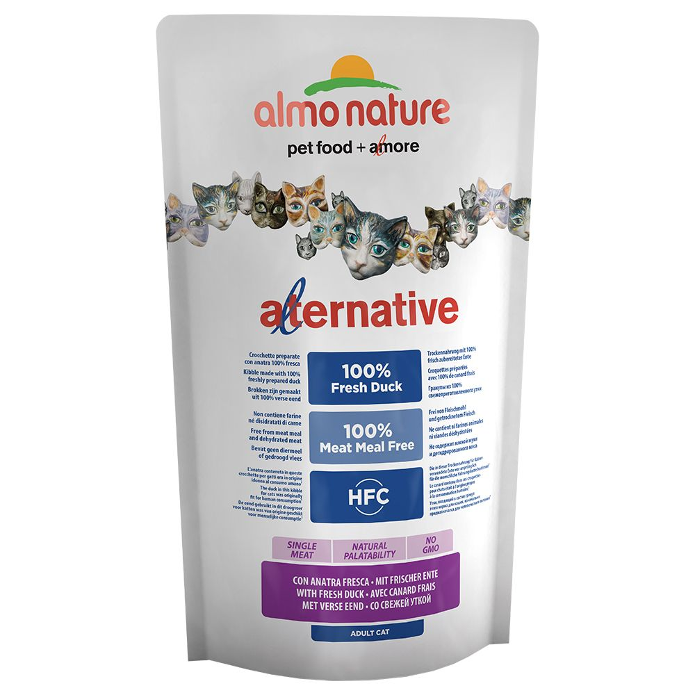 Bilde av Almo Nature Hfc Alternative - Med Fersk And - 2 Kg