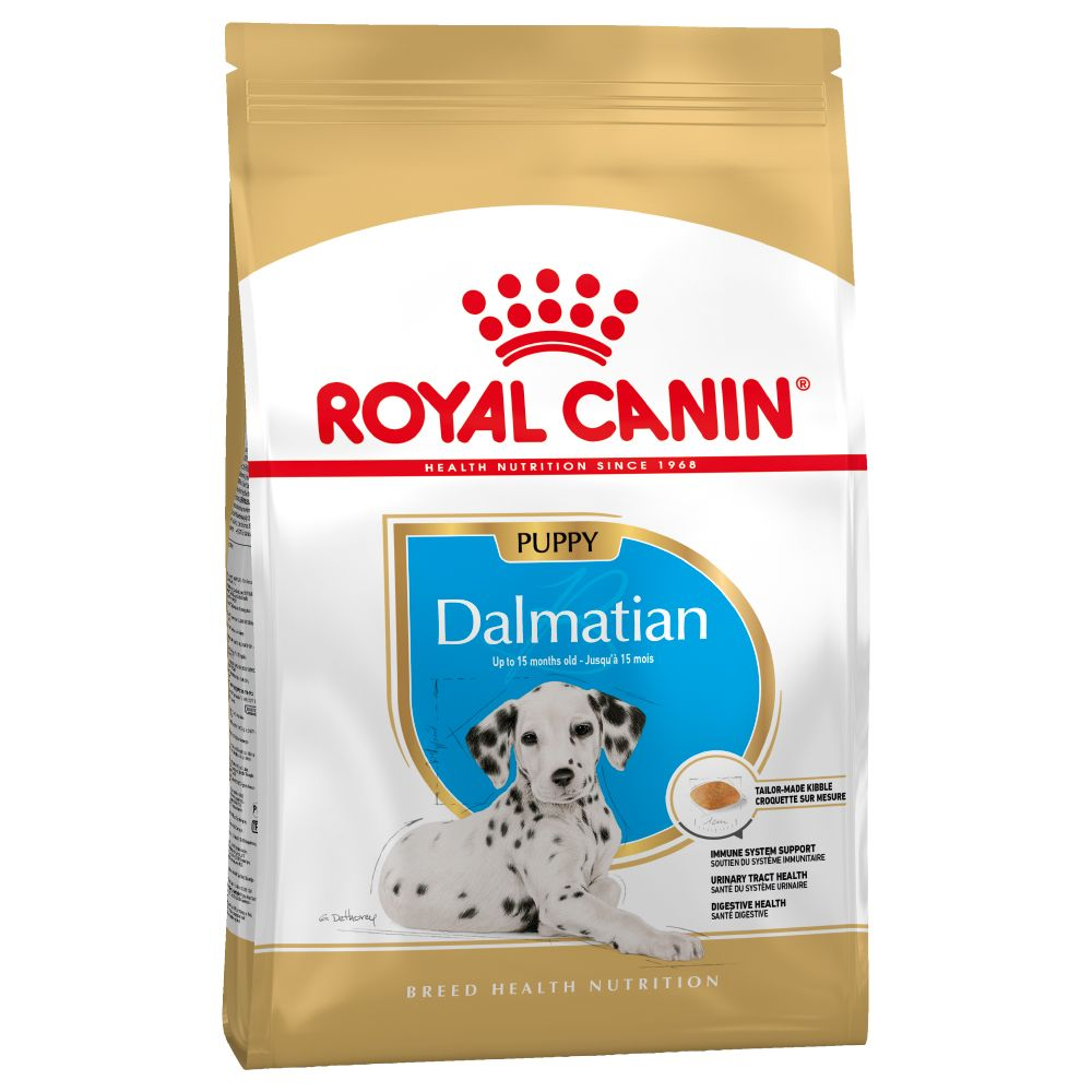 Puppy Dalmatian Breed Royal Canin Dry Dog Food