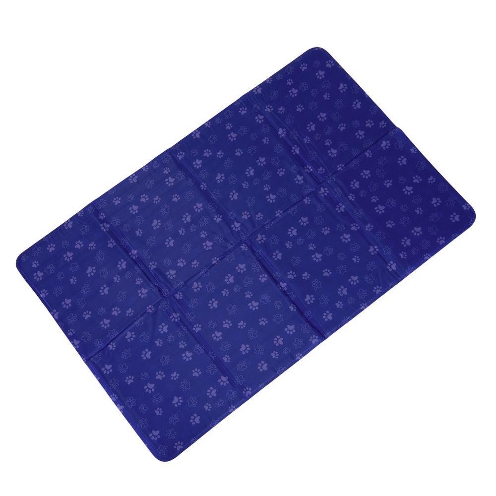 Premium Kühlmatte Pfote - L 90 x 60 cm