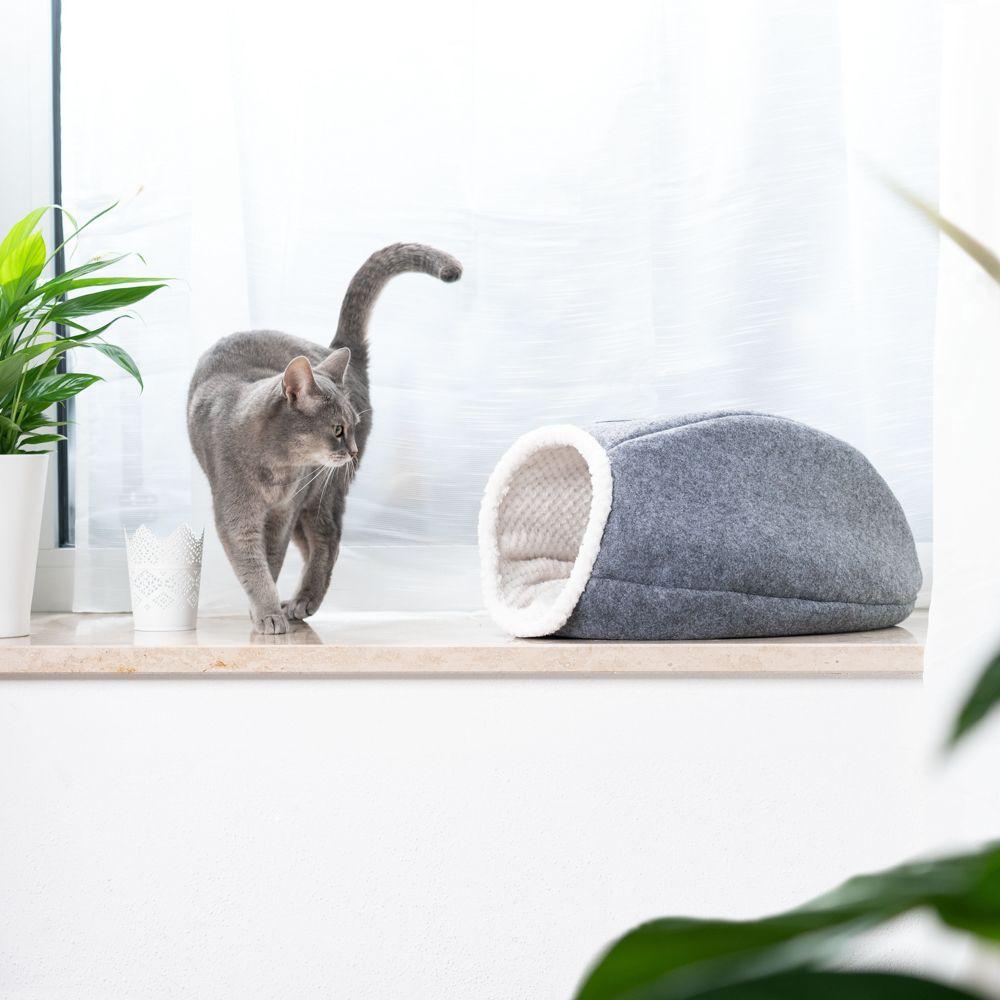 Cosma Katzenhöhle  - Waschbeutel XL: L 75 x B 80 cm