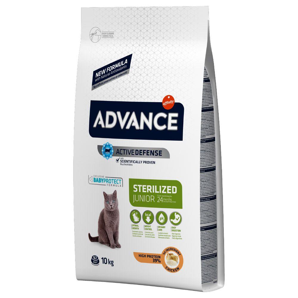 Affinity Advance Sterilized Junior Chicken - 10 kg