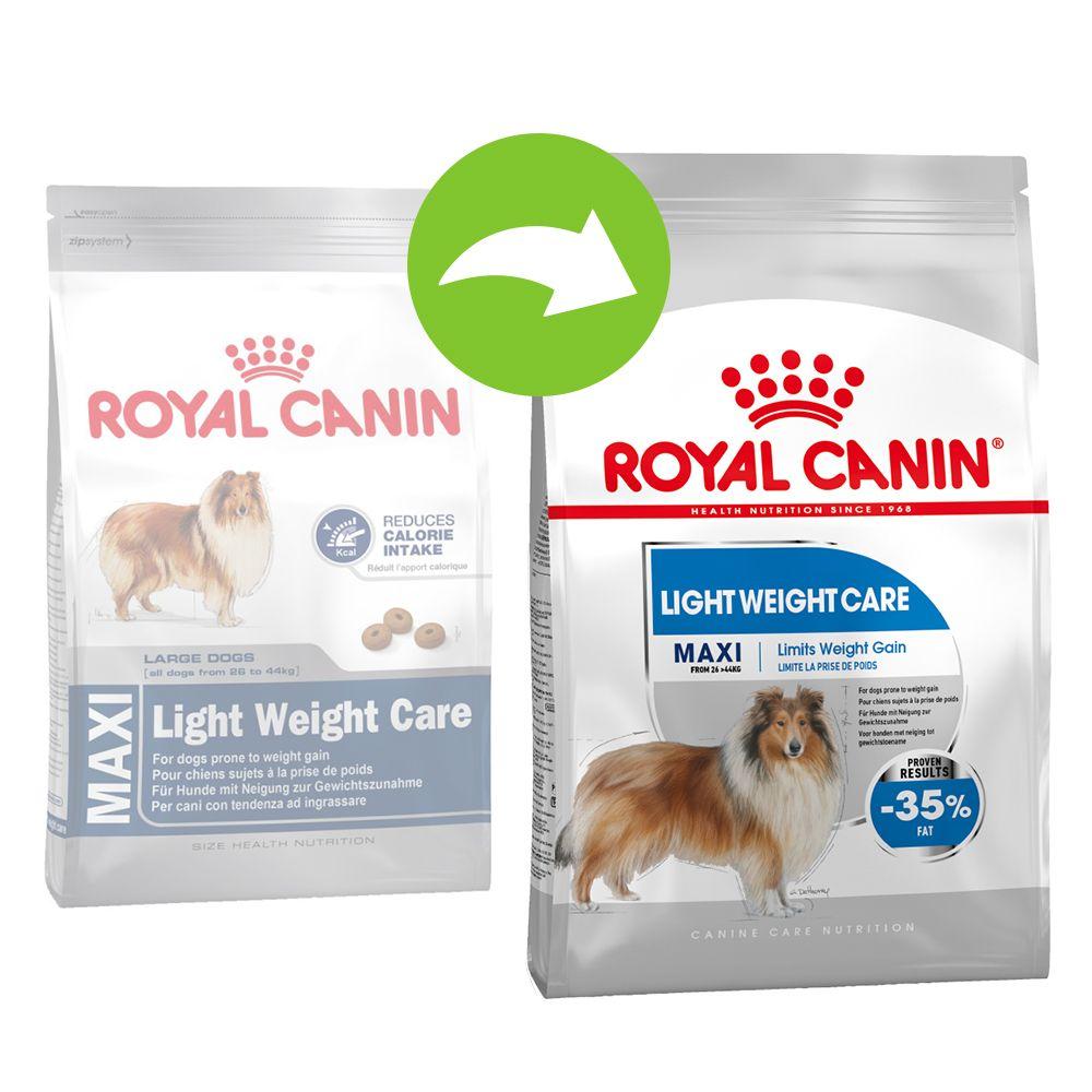 Royal Canin Maxi Light Weight Care - Varčno pakiranje: 2 x 10 kg