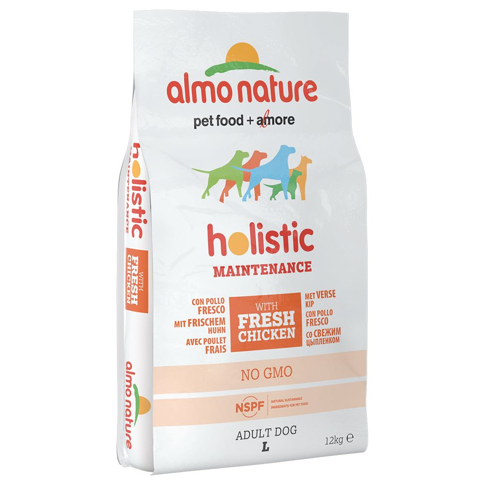 Foto Almo Nature Holistic Large Adult con Pollo - 2 x 12 kg - prezzo top!