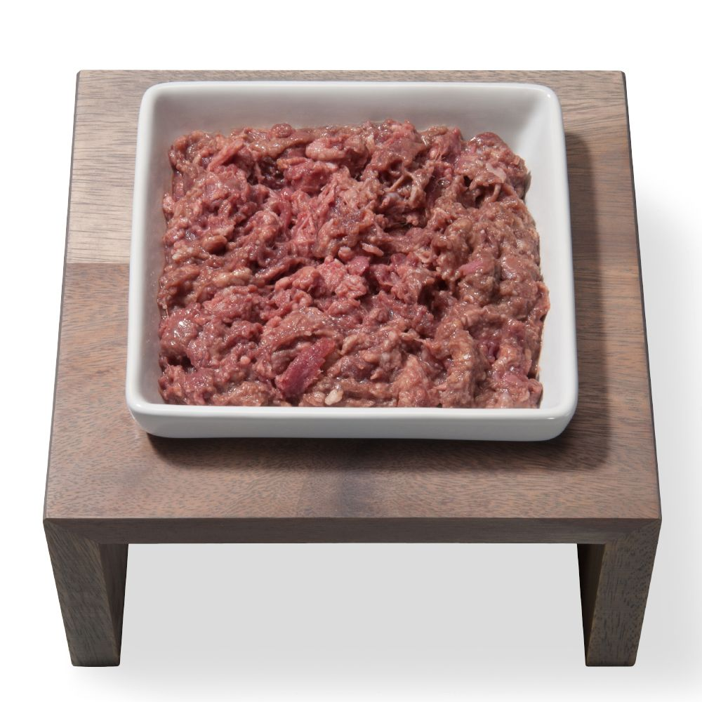 proCani Lamb Mix raw food for dogs is a combination of minced lamb meat, heart, lung and liver. It is an ideal mix to feed to dogs with food allergies or intoleran...