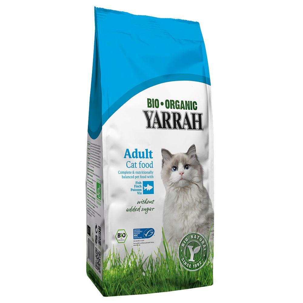 10 kg Yarrah Bio Trockenfutter + 6 x 100 g Yarr...