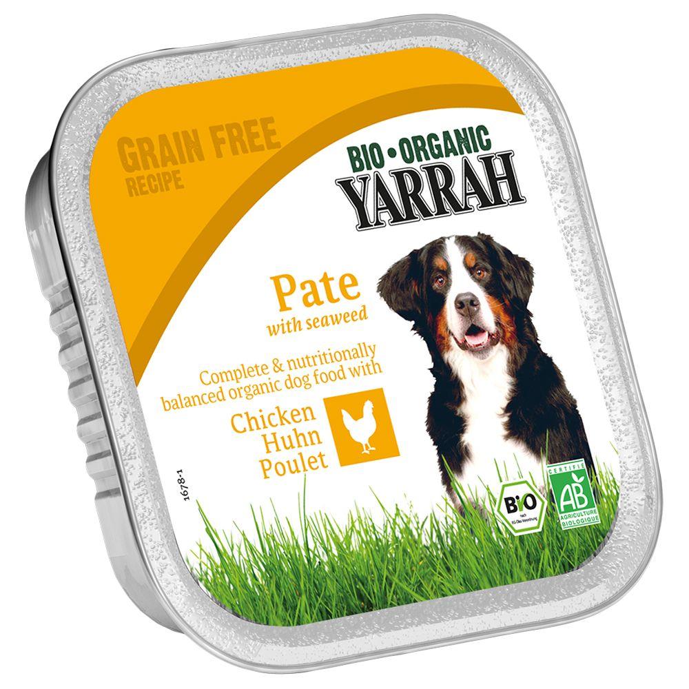 Sparpaket Yarrah Bio Schalen 36 x 150 g - Rind ...