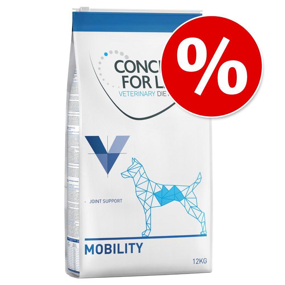12 kg Concept for Life Veterinary Diet zum Sonderpreis! Mobility