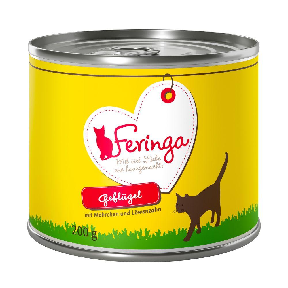 Feringa Classic Meat Menu 6 x 200g - Rabbit & Turkey