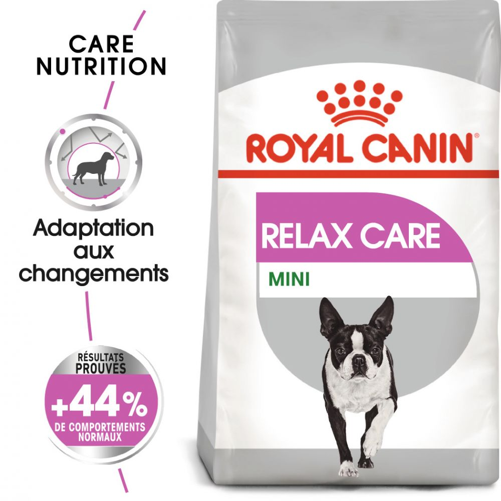 Royal Canin Mini Relax Care pour chien - 2 x 8 kg