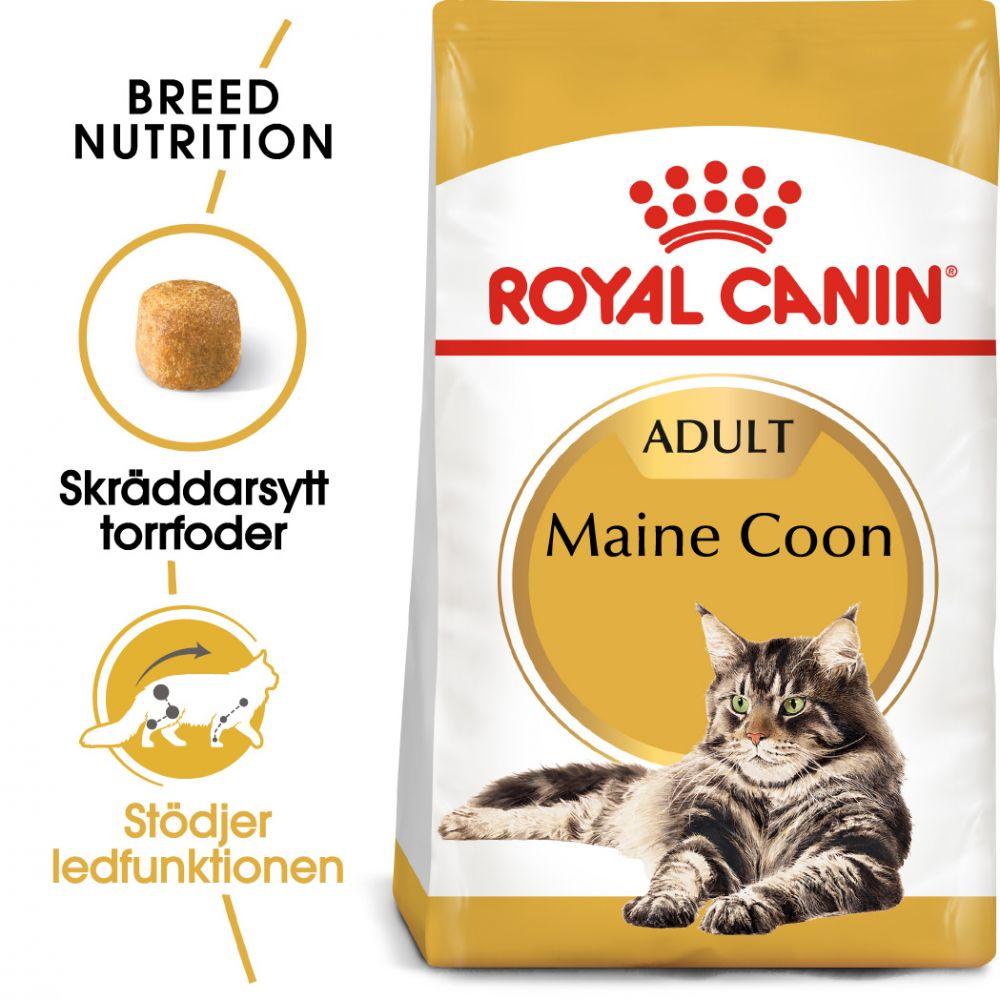 Royal Canin Maine Coon Adult - 10 kg + 2 kg på köpet!