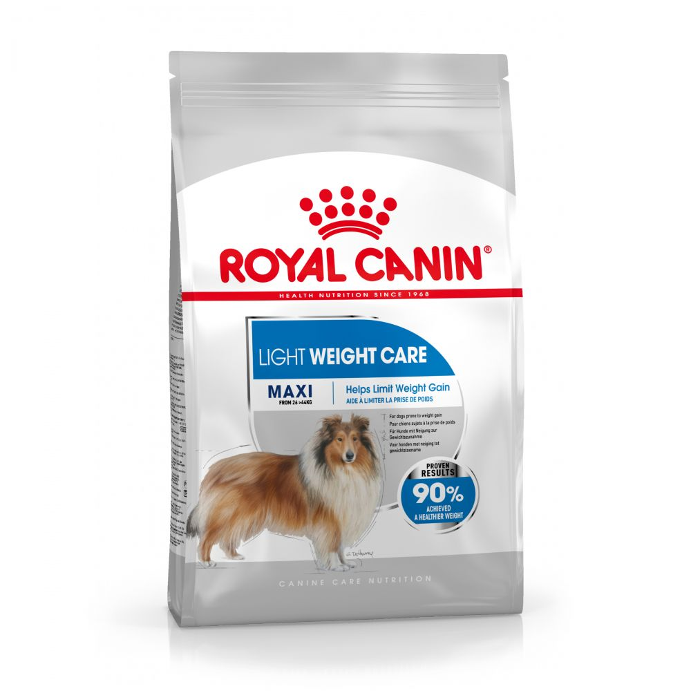 Royal Canin Maxi Light Weight Care - Economy Pack: 2 x 10kg