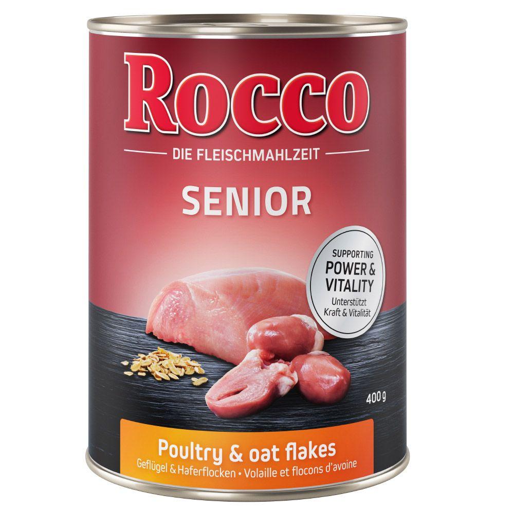 Rocco Senior Saver Pack 12 x 400g