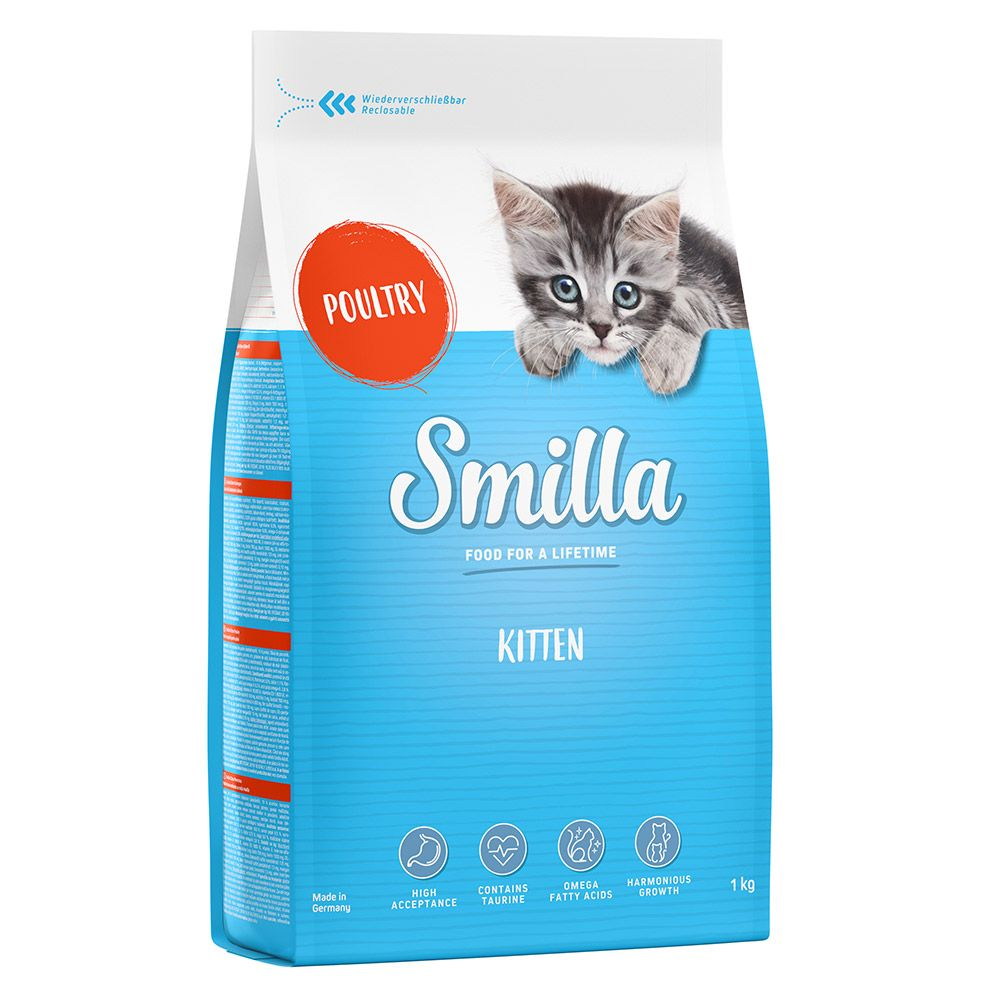 75g pâte Smilla Kitten pour chaton - Friandises pour Chat