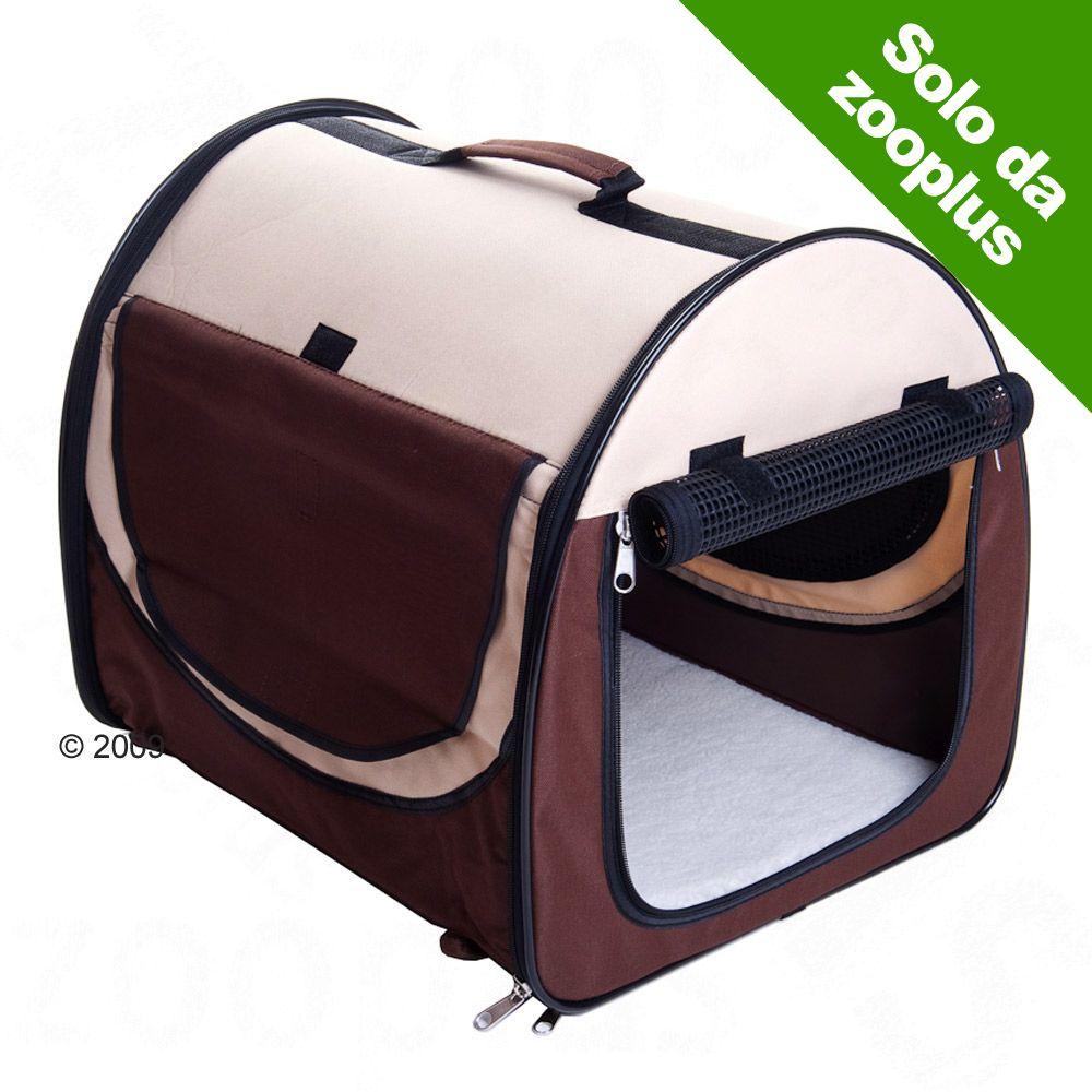 Foto Trasportino Easy Go - S: L 48 x B 41 x H 41 cm zooplus Exclusive Trasportini in nylon