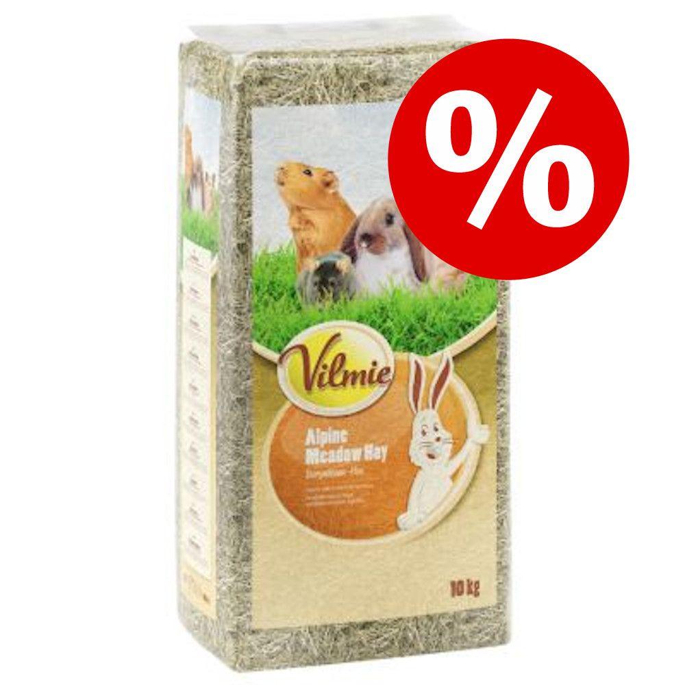Vilmie Wiesen-Heu 10kg zum Probierpreis - 10 kg