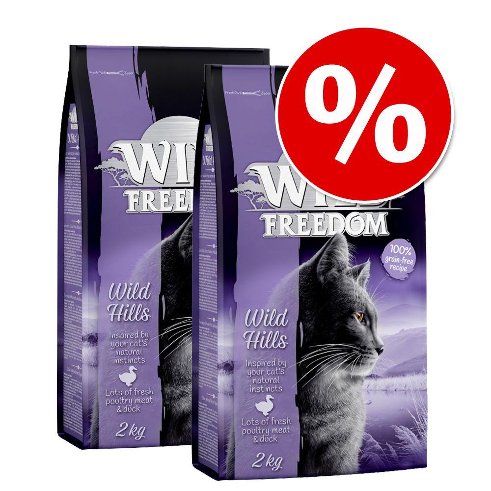 Sparpaket Wild Freedom Trockennahrung 3 x 2 kg ...