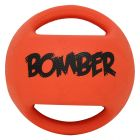 The Bomber Dog Toy is made by Zeus and this bright ball is a bundle of joy for you and your pet alike! The durable and very resistant rubber and latex make this to...