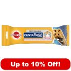 This promotional offer applies only to the listed variants starting with 548623.xx (.xx = variant identifier) Pedigree DentaFlex chew snacks help to support your d...