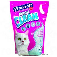 Vitakraft Magic Clean Silicaat kattenbakvulling 5 l