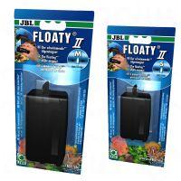 Jbl floaty ii - alghe magnet galleggiante - - s: vetri fino a 6 mm.
