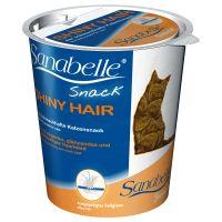 Sanabelle Shiny Hair Snacks - Saver Pack: 3 x 150g