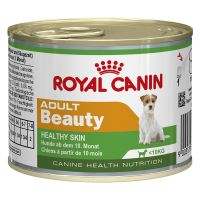 Royal Canin Wet Mini Adult Beauty - Healthy Skin - Saver Pack: 24 x 195g