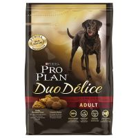 Pro Plan Duo Delice Beef & Rice - Economy Pack: 2 x 10kg