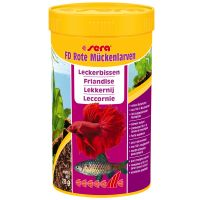 Sera FD Bloodworms - 250ml
