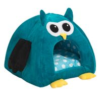 Owl Cat Den - 40 x 40 x 45 cm (L x W x H)