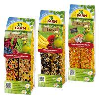 JR Birdys Budgerigar Mixed Pack - Mixed Pack 3 x 2 sticks (3 flavours each 130g)
