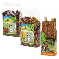 JR Farm Chinchilla Pack - Saver Pack: 2 x 3 snacks