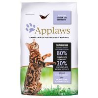 Applaws Chicken & Duck Cat Food - 7.5kg