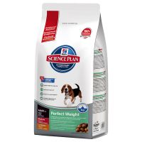 Hills Science Plan Canine Adult - Perfect Weight Medium - Economy Pack: 2 x 10kg