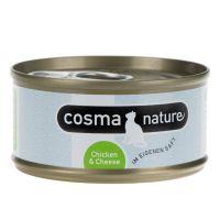 Cosma Nature Kattenvoer 6 x 70 g Gemengd Pakket