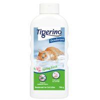 Tigerino Kattenbakvulling-deodorant Dubbelpak: Babypoedergeur 2 x 750 g