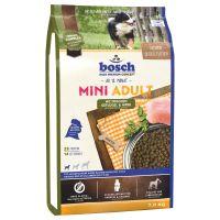 Bosch Mini Adult Gevogelte & Gierst Hondenvoer - 3 Kg