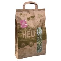 Bunny Protected Meadow Hay Set - 3 x 250g