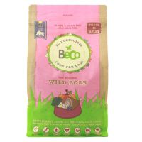 Beco Adult Dry Dog Food Economy Packs 2 x 8kg - Grainfree Free-Roaming Wild Boar