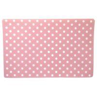 Rosewood Placemat Pink Polka Dot - 43.5 x 28.5 cm