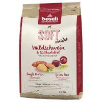 Bosch Soft Maxi Wild Boar & Sweet Potato HPC Dog Food - Economy Pack: 3 x 2.5kg