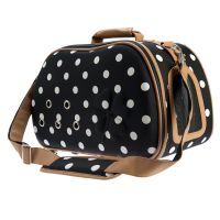 Four Leaf Clover Pet Carrier - 40 x 25 x 26.5 cm (L x W x H)
