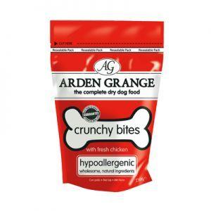Arden Grange Crunchy Bites 250g - Chicken