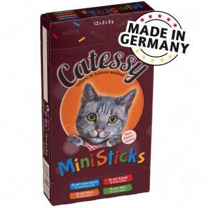 Image of Catessy Mini-Sticks - 12 x 4 gusti