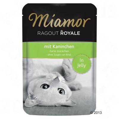 Voordeelpakket Miamor Ragout Royale Kattenvoer 22 x 100 g - kalkoen