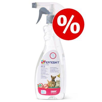 Savic Refresh'r Cleaning Spray erikoishintaan! - 500 ml