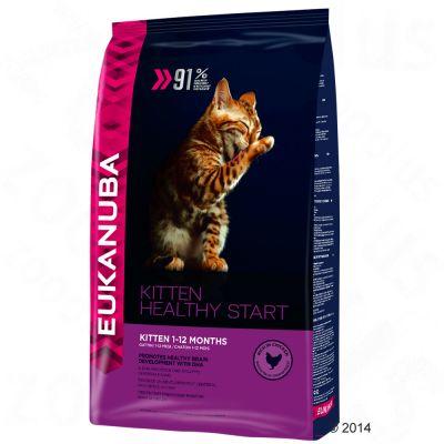 Eukanuba Healthy Start Kitten - 4 kg